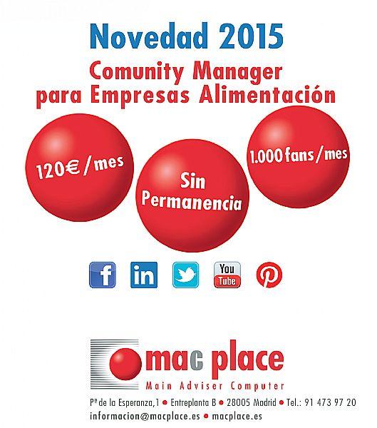 Novedad 2015. Mac Place