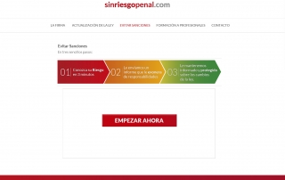 Web sinriesgopenal.com